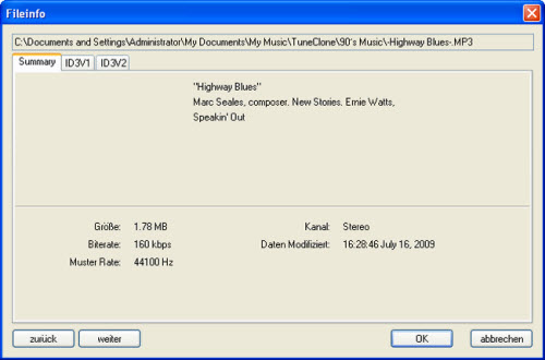 M4P to MP3 Converter that keeps the ID3 information